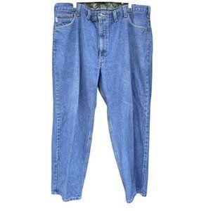 Vintage Carharrt Jeans Pants Size 46 X 30 Medium W